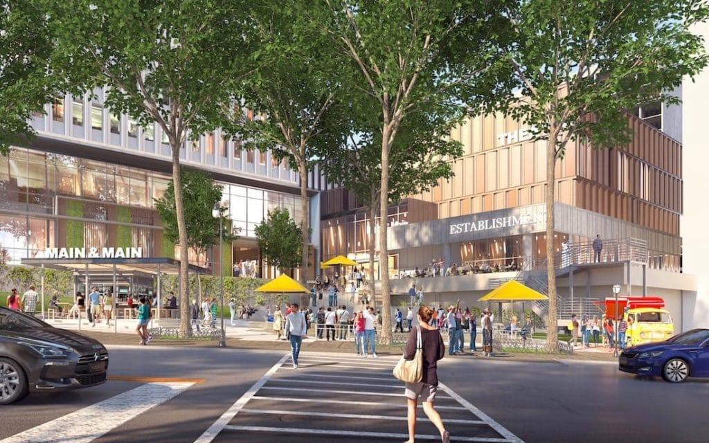 Colony Square's Main & Main Food Hall Is Again Without a 'Curator' As Oz Rey, Developer Part Ways | What Now Atlanta